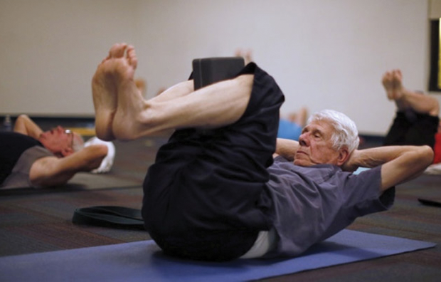 بڑھاپا اور ورزش